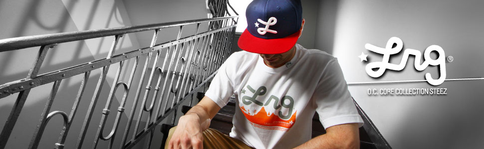 LRG - O.C. Core Collection Steez