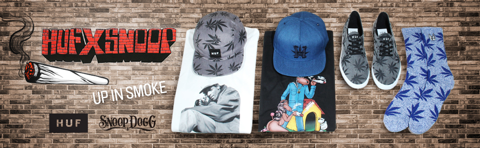HUF x Snoop