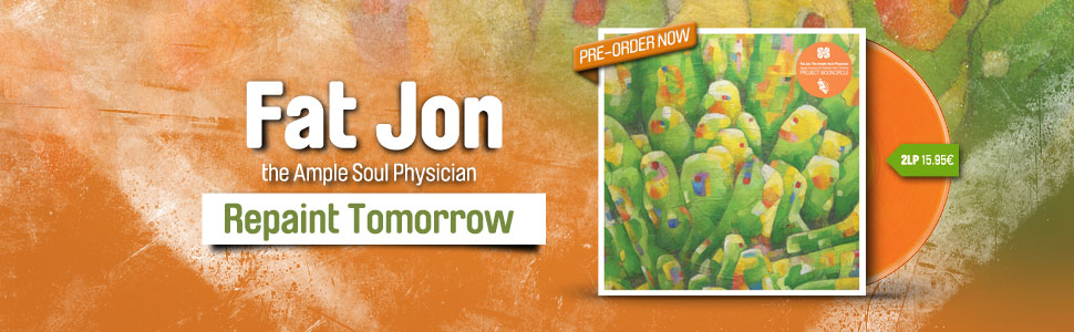 Fat Jon - Repaint Tomorrow