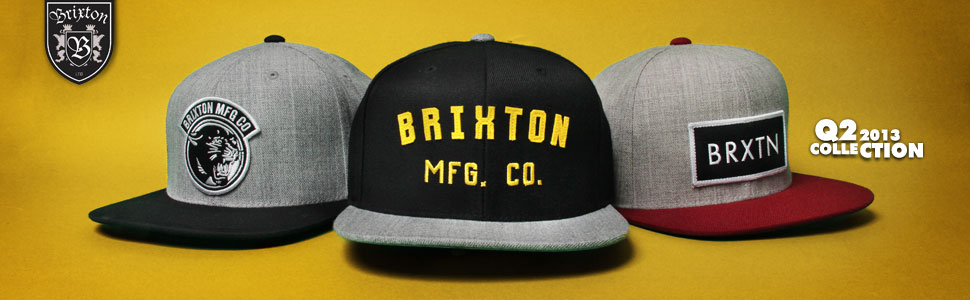 Brixton - Snap Backs