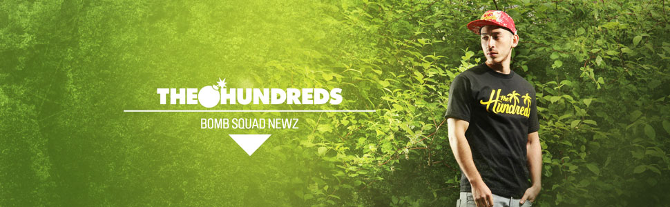 The Hundreds - Bomb Squad Newz