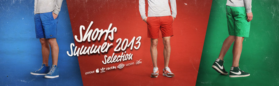 Shorts Summer 2013 Selection