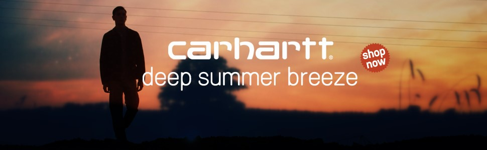 -- Carhartt -- Deep Summer Breeze --