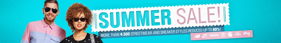 Summer Sale 2013 Headbanner