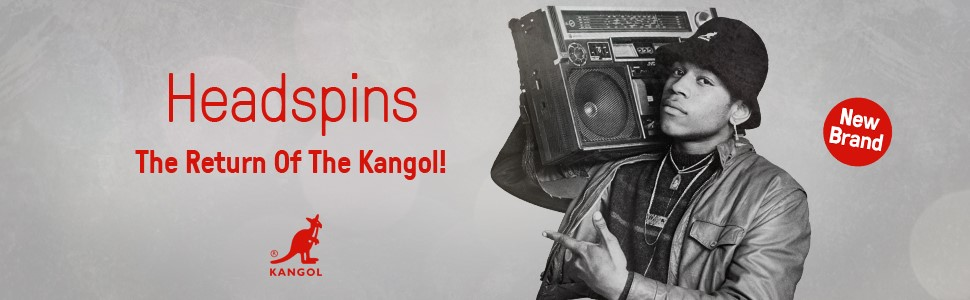 The Return Of Kangol!