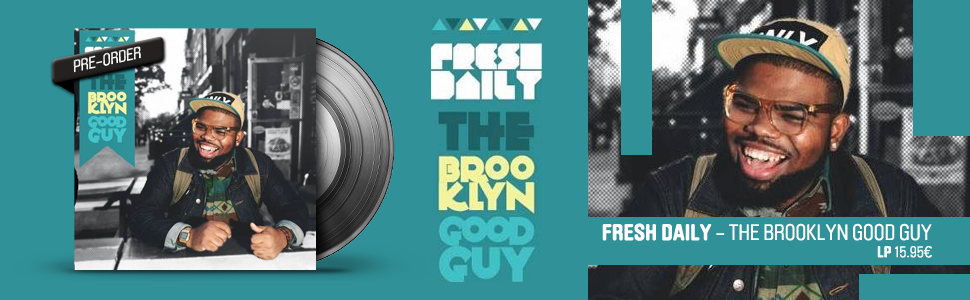 Fresh Daily - The Brooklyn Good Guy