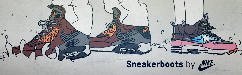 Nike Sneakerboots Holiday ´14