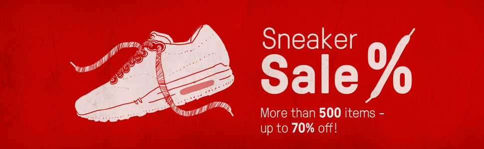 Sneaker Sale Holiday ´14