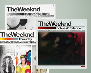 The Weeknd »Trilogy«