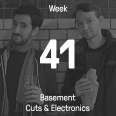 Week 41 / 2014 - Basement Cuts & Electronics