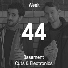Week 44 / 2014 - Basement Cuts & Electronics