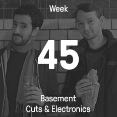 Week 45 / 2014 - Basement Cuts & Electronics