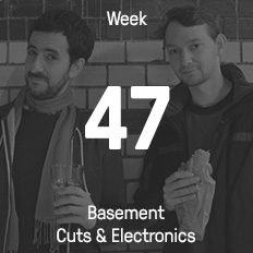 Week 47 / 2014 - Basement Cuts & Electronics