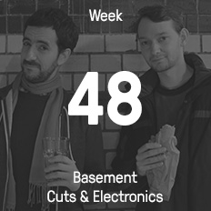 Week 48 / 2014 - Basement Cuts & Electronics