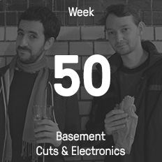 Week 50 / 2014 - Basement Cuts & Electronics