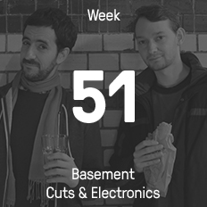 Week 51 / 2014 - Basement Cuts & Electronics