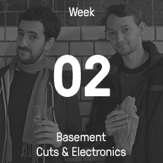 Week 02 / 2015 - Basement Cuts & Electronics