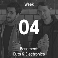 Week 04 / 2015 - Basement Cuts & Electronics