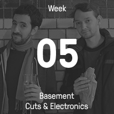 Week 05 / 2015 - Basement Cuts & Electronics