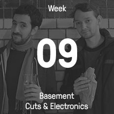 Week 09 / 2015 - Basement Cuts & Electronics