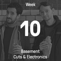 Week 10 / 2015 - Basement Cuts & Electronics