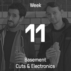 Week 11 / 2015 - Basement Cuts & Electronics
