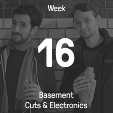 Week 16 / 2015 - Basement Cuts & Electronics