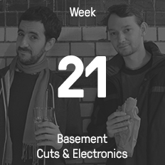 Week 21 / 2015 - Basement Cuts & Electronics