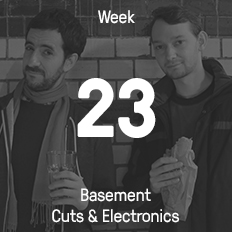 Week 23 / 2015 - Basement Cuts & Electronics