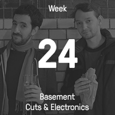 Week 24 / 2015 - Basement Cuts & Electronics