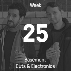 Week 2015 / 2015 - Basement Cuts & Electronics