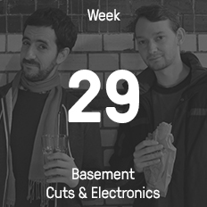Week 29 / 2015 - Basement Cuts & Electronics