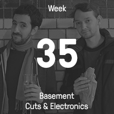 Week 35 / 2015 - Basement Cuts & Electronics