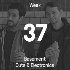 Week 37 / 2015 - Basement Cuts & Electronics