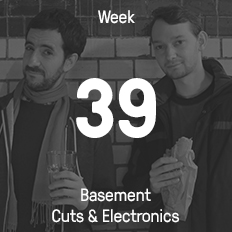 Week 39 / 2015 - Basement Cuts & Electronics
