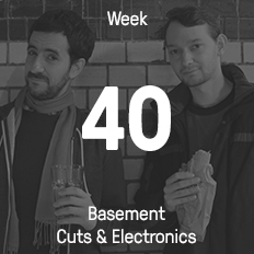Week 40 / 2015 - Basement Cuts & Electronics