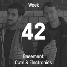 Week 42 / 2015 - Basement Cuts & Electronics