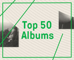 The 50 albums of the year