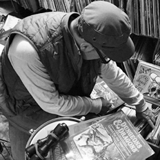 Ray West - HHV Mag Artist & Partner Vinyl Charts of 2015