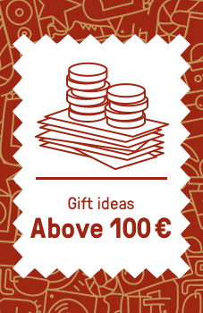 Gifts over 100 €