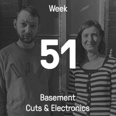 Week 51 / 2015 - Basement Cuts & Electronics