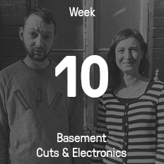Week 10 / 2016 - Basement Cuts & Electronics