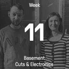Week 11 / 2016 - Basement Cuts & Electronics