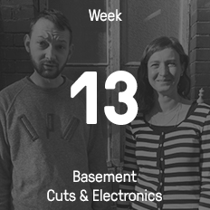 Week 13 / 2016 - Basement Cuts & Electronics