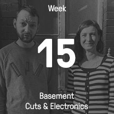 Week 15 / 2016 - Basement Cuts & Electronics