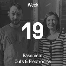 Week 19 / 2016 - Basement Cuts & Electronics