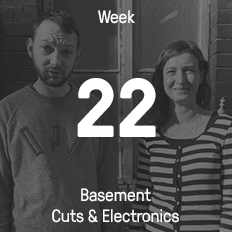 Week 22 / 2016 - Basement Cuts & Electronics