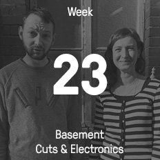 Week 23 / 2016 - Basement Cuts & Electronics