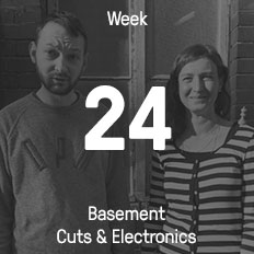 Week 24 / 2016 - Basement Cuts & Electronics