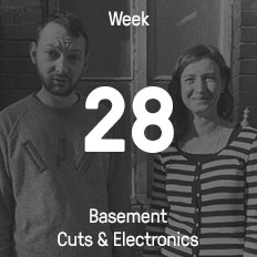 Week 28 / 2016 - Basement Cuts & Electronics